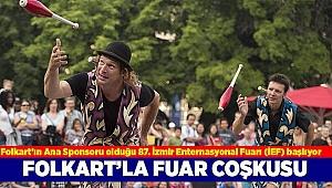 FOLKART'LA FUAR COŞKUSU