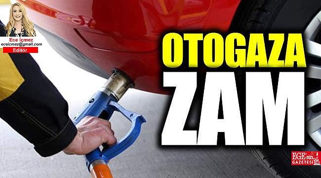 OTOGAZ'a zam geldi