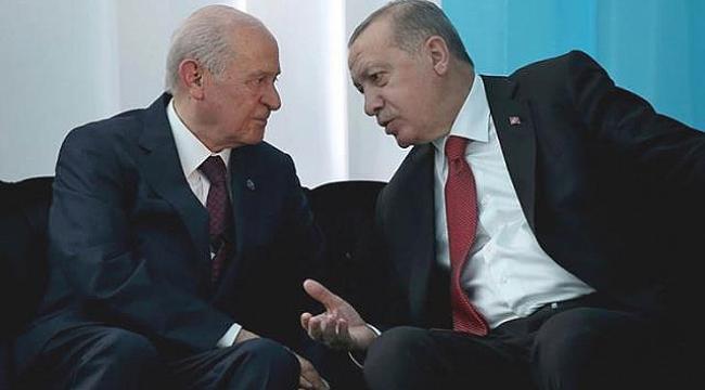 Bahçeli'den seçim için 3 şart: Raporu Cumhurbaşkanı Erdoğan'a sunacaklar