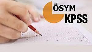 2021 KPSS giriş belgeleri yayımlandı