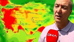 Adil Tek: Çok yakın planda yangın bölgelerinde yağışlar gözükmüyor