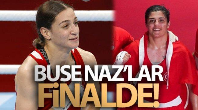 Buse Naz Sürmeneli ve Buse Naz Çakıroğlu finalde!