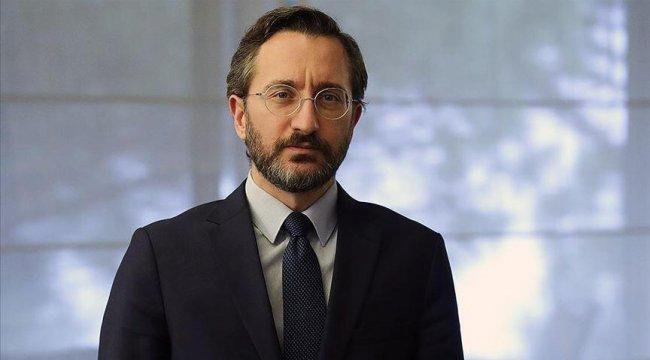 İletişim Başkanı Fahrettin Altun: Bilgi kirliliğini de temizleyeceğiz