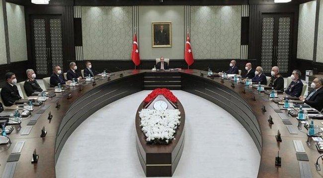 MGK toplanıyor! Cumhurbaşkanı Erdoğan'ın başkanlığındaki toplantıda kritik konular masada