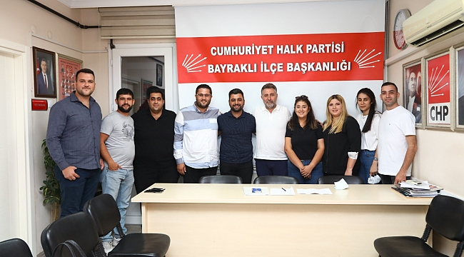 Başkan Serdar Sandal Partili Gençlerle Buluştu