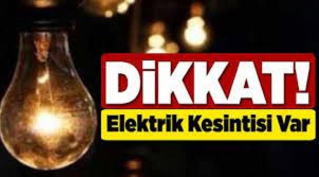 İzmir'de 22 ilçede elektrik kesintisi (21-22-23 Eylül 2021)